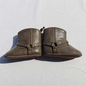 Carters Boots Size 9-12 months  Riding Cowgirl
